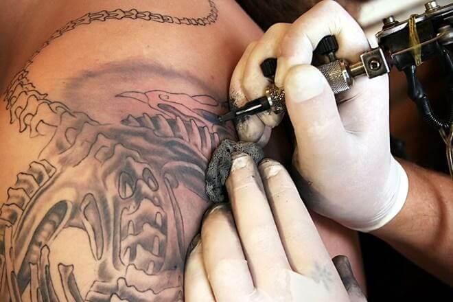 Как добавить на тату