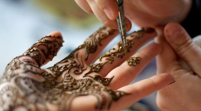 Татуировка в домашних условиях без хны 204