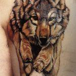 Значение бегущий волк