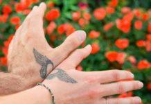 Парные тату для двоих влюбленных